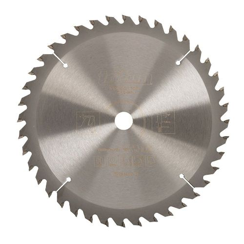 Triton 514167 Construction Saw Blade 190mm x 16mm 40 Teeth